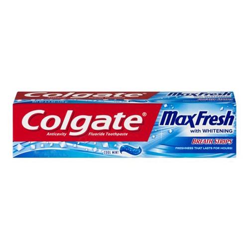 kem đánh răng colgate maxfresh 215g USA