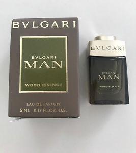Bvlgari Man Wood Essence (5ml)