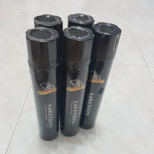 gôm xịt tóc sawencito hairspray super hold 400ml (Đức)