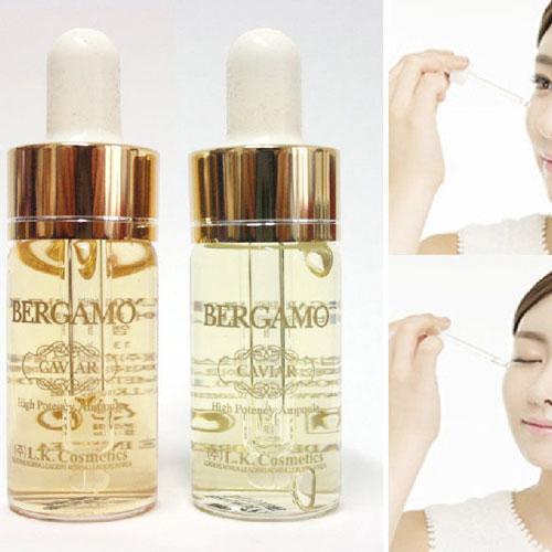 serum bergamo Gold Collagen & Caviar Korea (trị mụn và tái tạo)