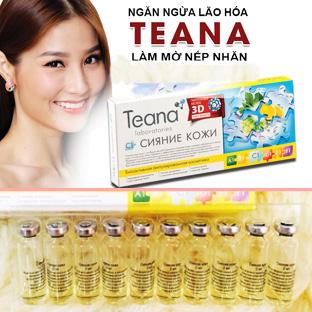 serum trị nám thâm Teana c1 Nga