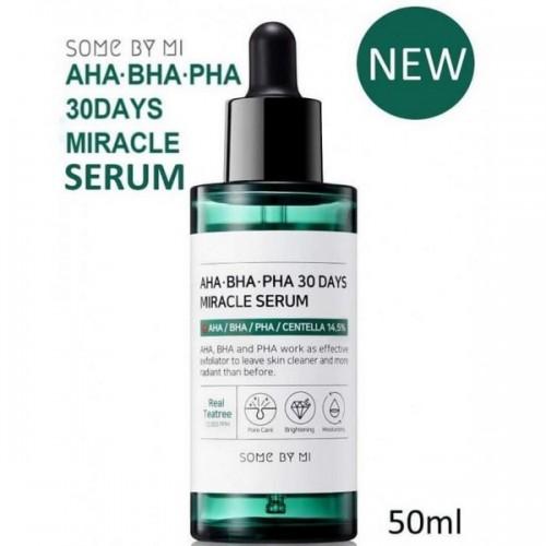 serum trị mụn aha bha pha 30 days miracla 50ml