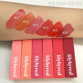 Son kem LILYBYRED Mood Liar Velvet Tint