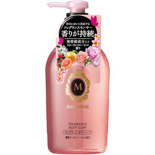 sữa tắm macherie shiseido 340ml (Nhật)