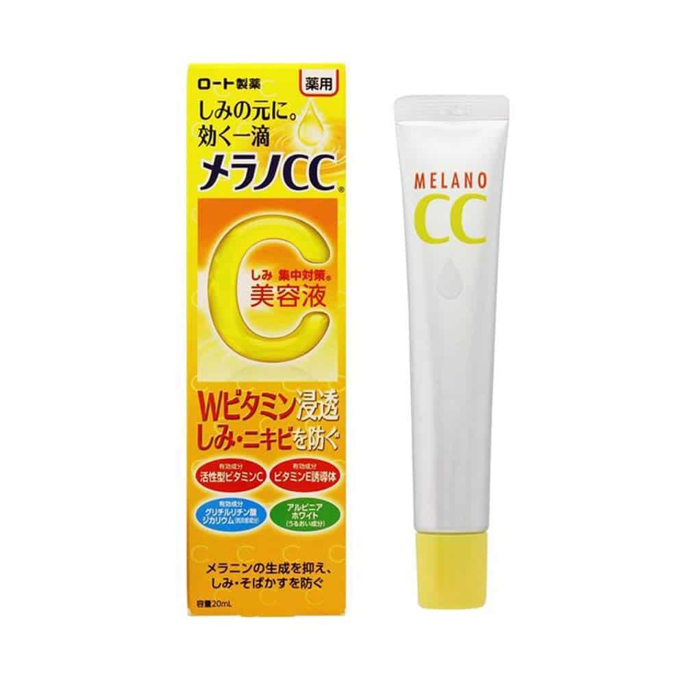 Serum Vitamin C Melano CC Rohto (Tinh Chất Đặc Trị Nám Mụn)
