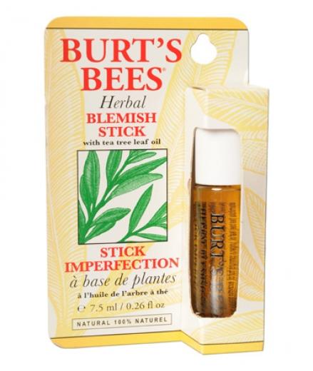 tinh dầu trị mụn burt s bees