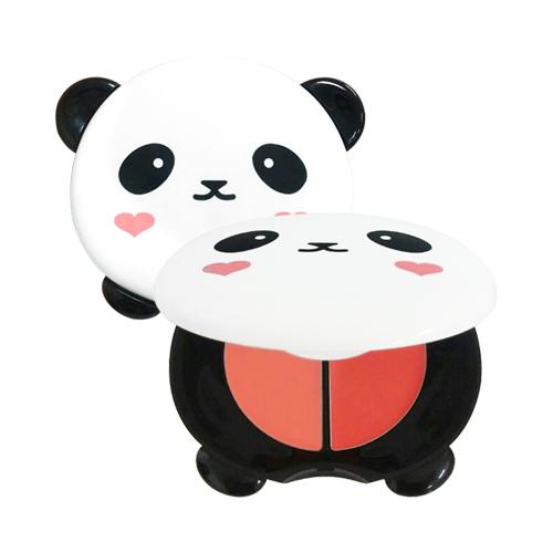 Má Hồng Son Kem 2 in 1 Tony Moly Panda s Dream Dual Lip và Cheek