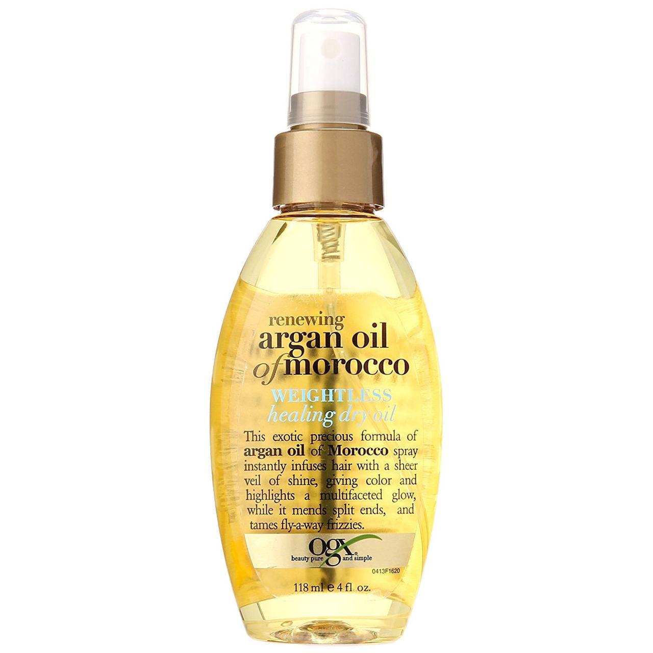 tinh dầu dưỡng tóc argan oil OXG 118 ml