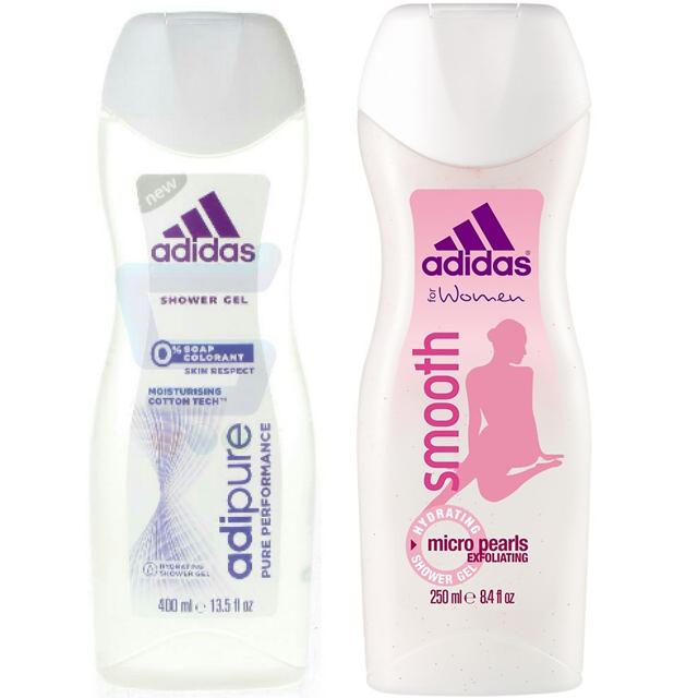 Tắm Adidas 250ml - Nhập Tây Ban Nha