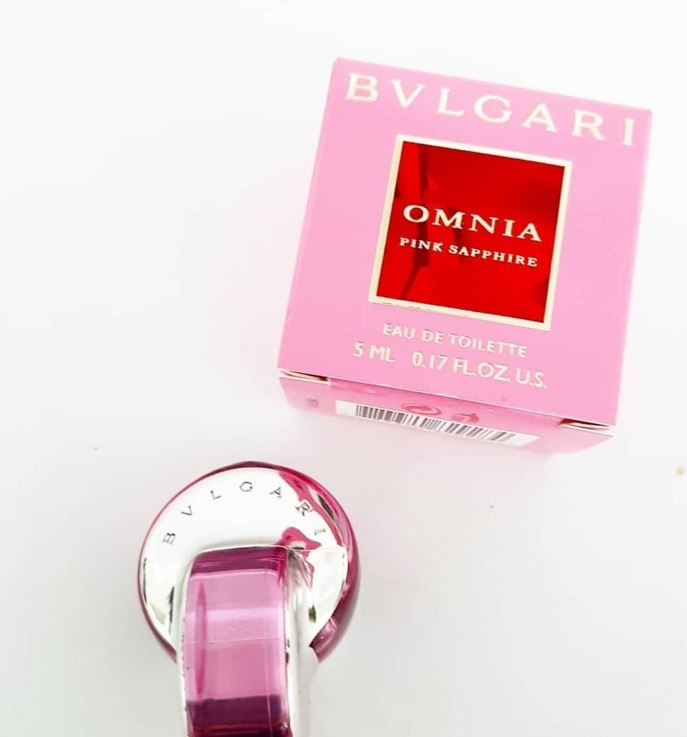 BVLGARI OMNIA Pink Sapphire 5ml EDT
