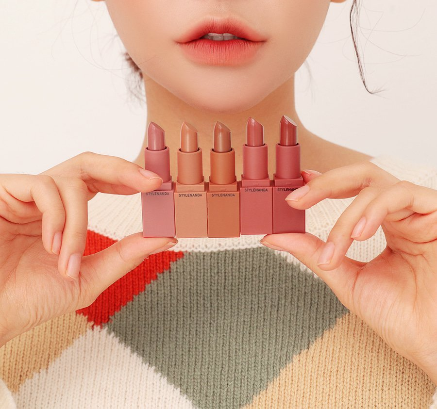 Son Son 3CE Mood Recipe Lip Color Mini Kit 2