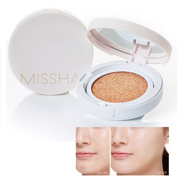 Phấn Nước Missha Magic Cushion Cover Lasting SPF50+ PA+++