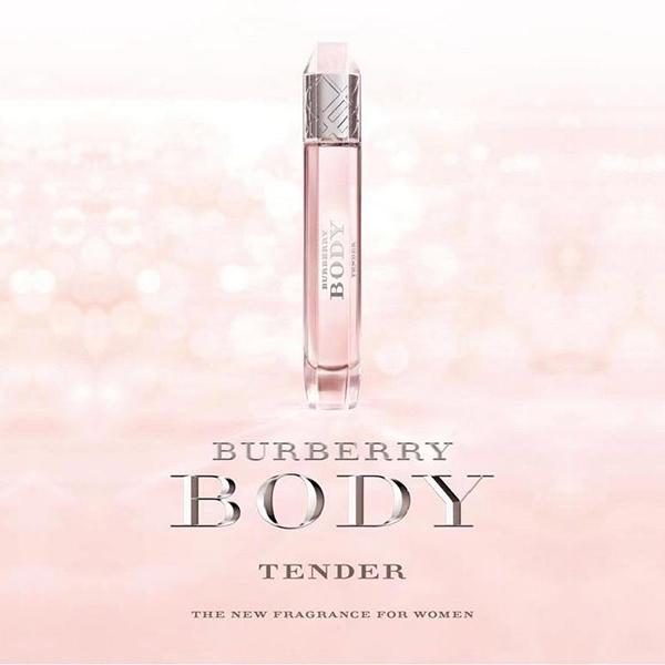 Burberry Body Tender for women EDT 85ml