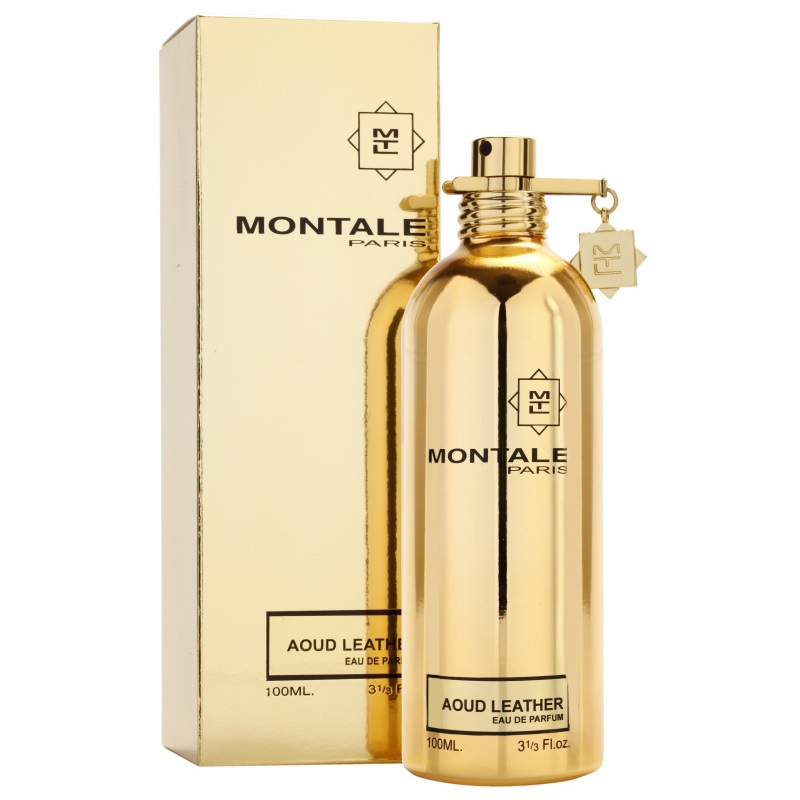 Montale Aoud leather edp 100ml ( Gold )