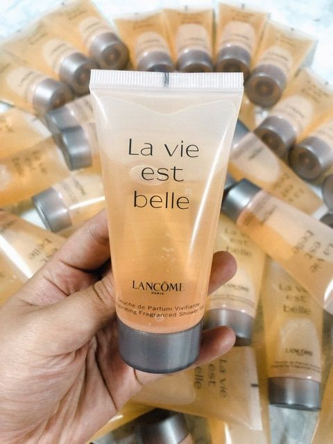 Sữa tắm hương nước hoa LANCOME La Vie Est Belle Shower Gel 50ml