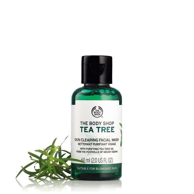 Sữa Rửa Mặt Tea Tree Skin Clearing Facial Wash 60ML