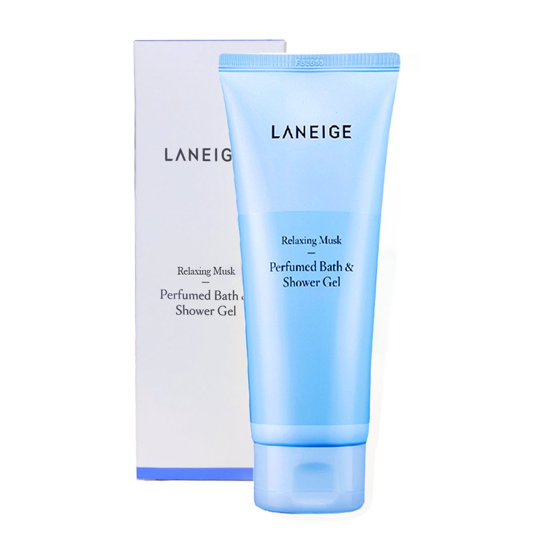 Tắm Laneige Perfumed Bath & Shower Gel 200ml