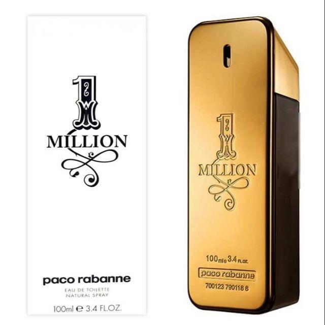 Paco Rabanne One Million EDT 100ml (Tester)